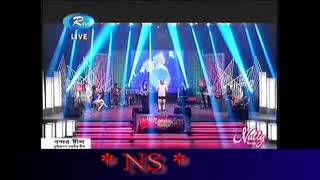 Bangla song Rtv live by sania Roma