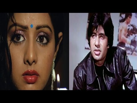 Xxx Mp4 जब श्रीदेवी ने अमिताभ बच्चन की पत्नी बनने से किया मना अपने ही हाथो गवाया ये मौका Shri Devi Amitabh 3gp Sex