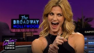 Erin Andrews: All Work, No Pee