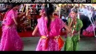 Brindaban ko pakhama, Singer: Dharma Das Budhathoki