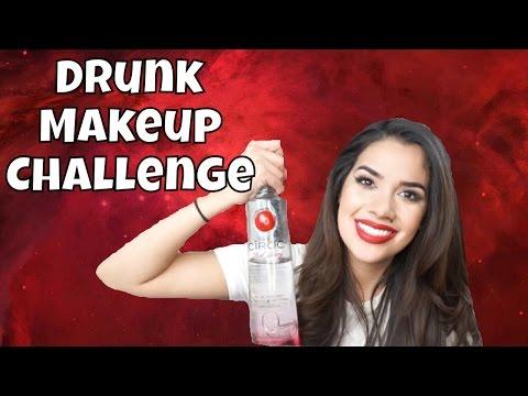 Xxx Mp4 Drunk Makeup Challenge Nikki Glamour 3gp Sex