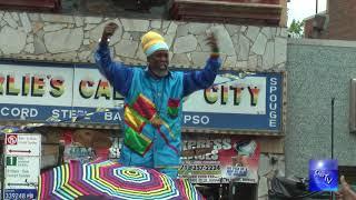G.B.T.V. CultureShare ARCHIVES 2017: JOHNNY CASH  (HD)