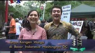 Bazar Indonesia di Washington DC (1) - VOA Dunia Kita