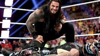 Rey mysterio vs Roman Reigns WWE 2014