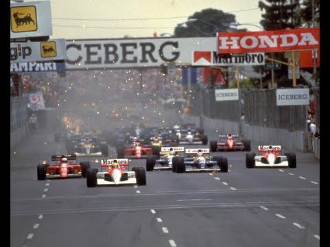 F1 - The Greatest Starts Top 30