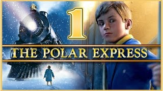 The Polar Express Walkthrough Part 1 (PS2, PC, Gamecube) Full Game HD - No Commentary