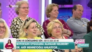 Dr. Akif Mehmetoğlu - Beyaz Tv Sağlık Zamanı 07.05.2017