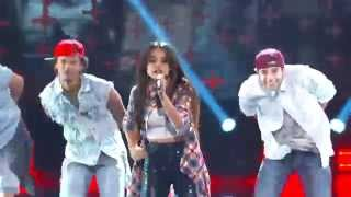 Becky G - Shower Live 2014 - Teen Choice Awards #TCA