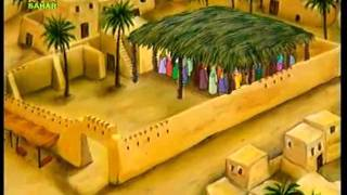 Animated - Heavenly stories - The infants cry in Farsi and in English subtitles.flv