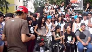 CRV- RiskBattleFestival- 1eraRonda- Eiku vs Akfreestyle
