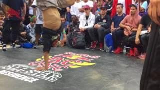 CONCRETE BATTLE IBE 2017 TEAM ROX RITE VS PALEZINHO