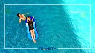 CELEBRITY ON VACATION - Serunya Michele Joan Dan Rangga Azof Liburan Di Makassar(21/05/16) Part 2/3