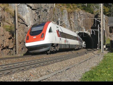 Zug um Zug - Gotthardbahn im Herbst 2016 - Gottardo