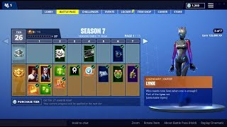 FORTNITE - SEASON 7 BATTLE PASS, CREATIVE MODE GAMEPLAY, & SECRETS!! (Fortnite Battle Royale)