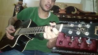 wafa ne bewafai ki hai song guitar lesson and cover by syed zayn zaidi