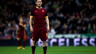 Totti makes history, again and again (20/04/2016) Roma vs Torino HD 1080p 60fps
