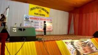 Solo Dance Performance by Akshat Jaiswal