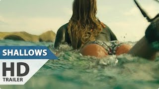 The Shallows Trailer 2 (2016) Blake Lively Horror Thriller Movie HD