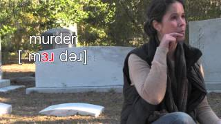 How to Say MURDER -- American English Pronunciation