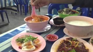 Food review : bubur nasi kampung baru