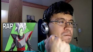 RAP DE ZAMASU | Shisui :D | Video Reaccion