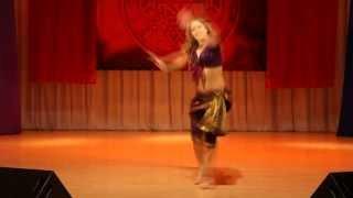 Chikni Chameli-Ni Zoya Bollewood dance