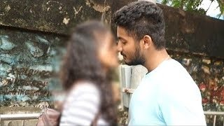 Kiss Me Or Slap Me Prank In India | Baap Of Bakchod