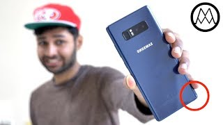 Everything wrong with the Galaxy Note 8!