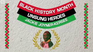 Jackie Joyner-Kersee Might Be the Best Athlete Ever   Black History Month   Sports Illustrated