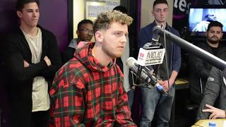 """Bazzi Performs """"Mine,"""" Talks Taylor Swift, Touring with Camila Cabello & Childhood Memories"""