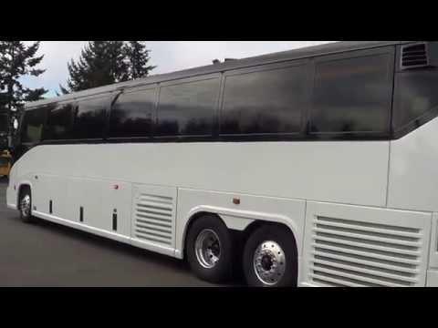 Northwest Bus Sales Used MCI coach 102 EL3 54 Passenger Tour Bus C60125