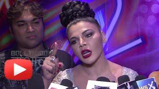 Hot Rakhi Sawant As Bar Girl, Caught Angry