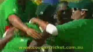 KENYA vs SRI LANKA, 2003 WORLD CUP POOL B MATCH