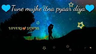 haan tu hai whatsapp status video lovely whatsapp status video by lovers status