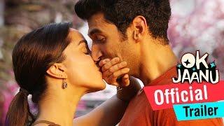 Download OK Jaanu | Official Trailer | Aditya Roy Kapur, Shraddha Kapoor | A.R. Rahman 3Gp Mp4