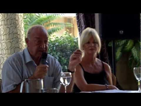 Eddie Richardson & Martina Cole.North Cyprus.8