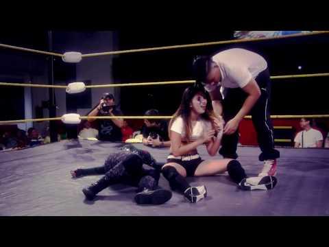 Triple Threat Ladies Match - Poppy vs Alexis Lee vs Tyra