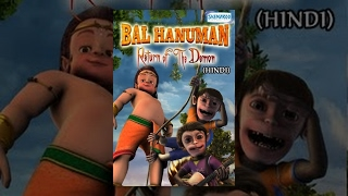Bal Hanuman: Return of the Demon(Hindi) - Popular Animated Movies for Children
