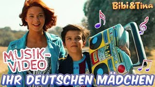 Bibi & Tina   Ihr Deutschen Mädchen seid so - MUSIKVIDEO aus TOHUWABOHU TOTAL