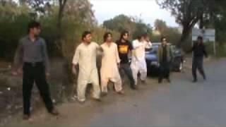 Quaid e Azam Uni - Attan - Social Huts 2009 QAU