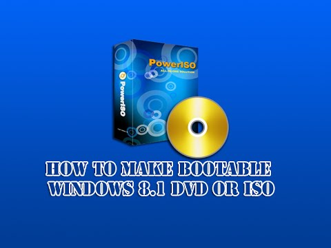 Xxx Mp4 How To Make Bootable Windows 8 1 DVD Or ISO 3gp Sex