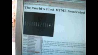 Worlds 1st HTML Audio Generated Music