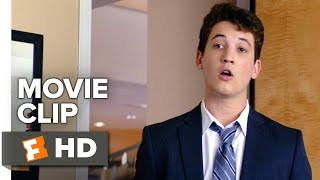 Get a Job Movie CLIP - Two Fernando's (2016) - Miles Teller, Greg Germann Movie HD