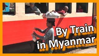 Myanmar 2012 -Train ride from Kalaw to Shwe Nyaung near Inle Lake (1055)