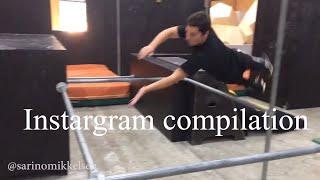 Sarino Mikkelsen - Instargram Compilation