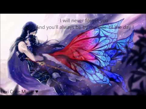Nightcore- Never Forget You