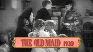 The Old Maid 1939 Movie