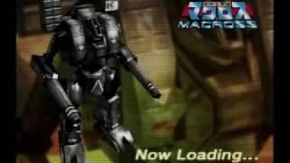 Super Dimensional Fortress Macross PS2 - KAKIZAKIIII