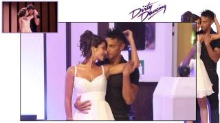 Dirty Dancing Kevin & Elodie First Wedding Dance (Time of my life) / copy of the original