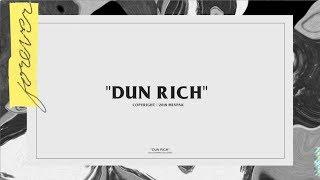 Popcaan - Dun Rich (feat. Davido) [Official Lyric Video]